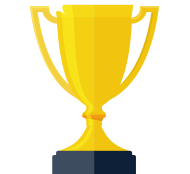 Succeed Trophy Icon