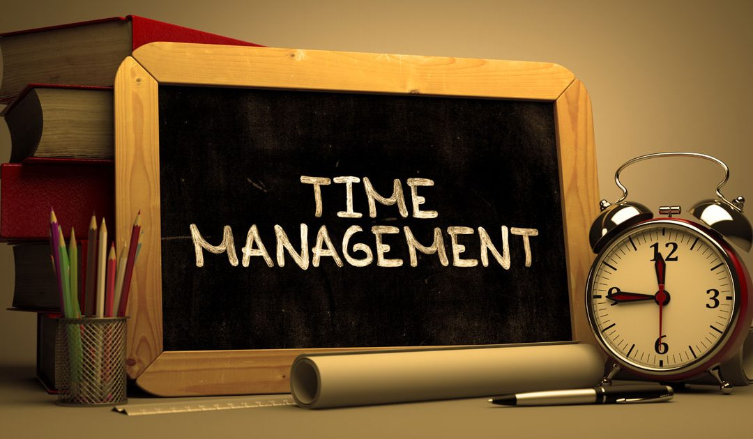 5 Tips for Better Time Management