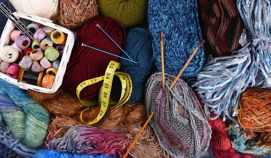 How Knitting Makes Me a Better Student