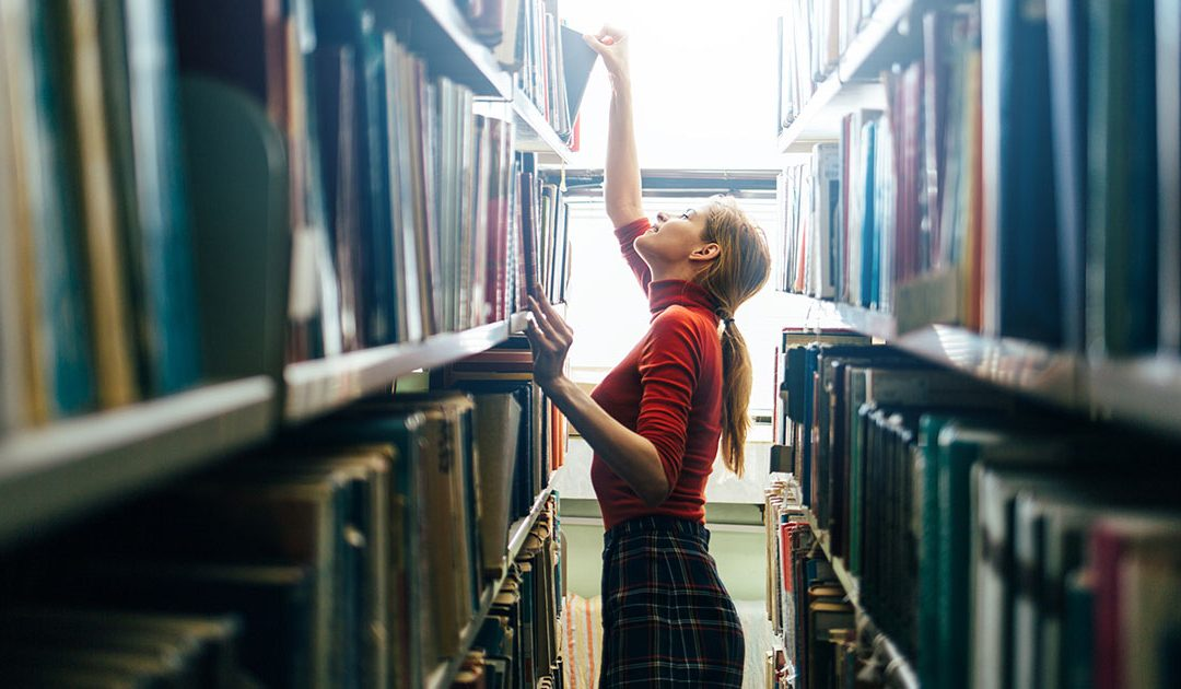 Why University Students Still Need Public Libraries
