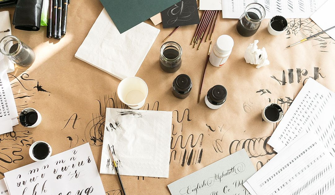 Challenge your Creativity with Inktober