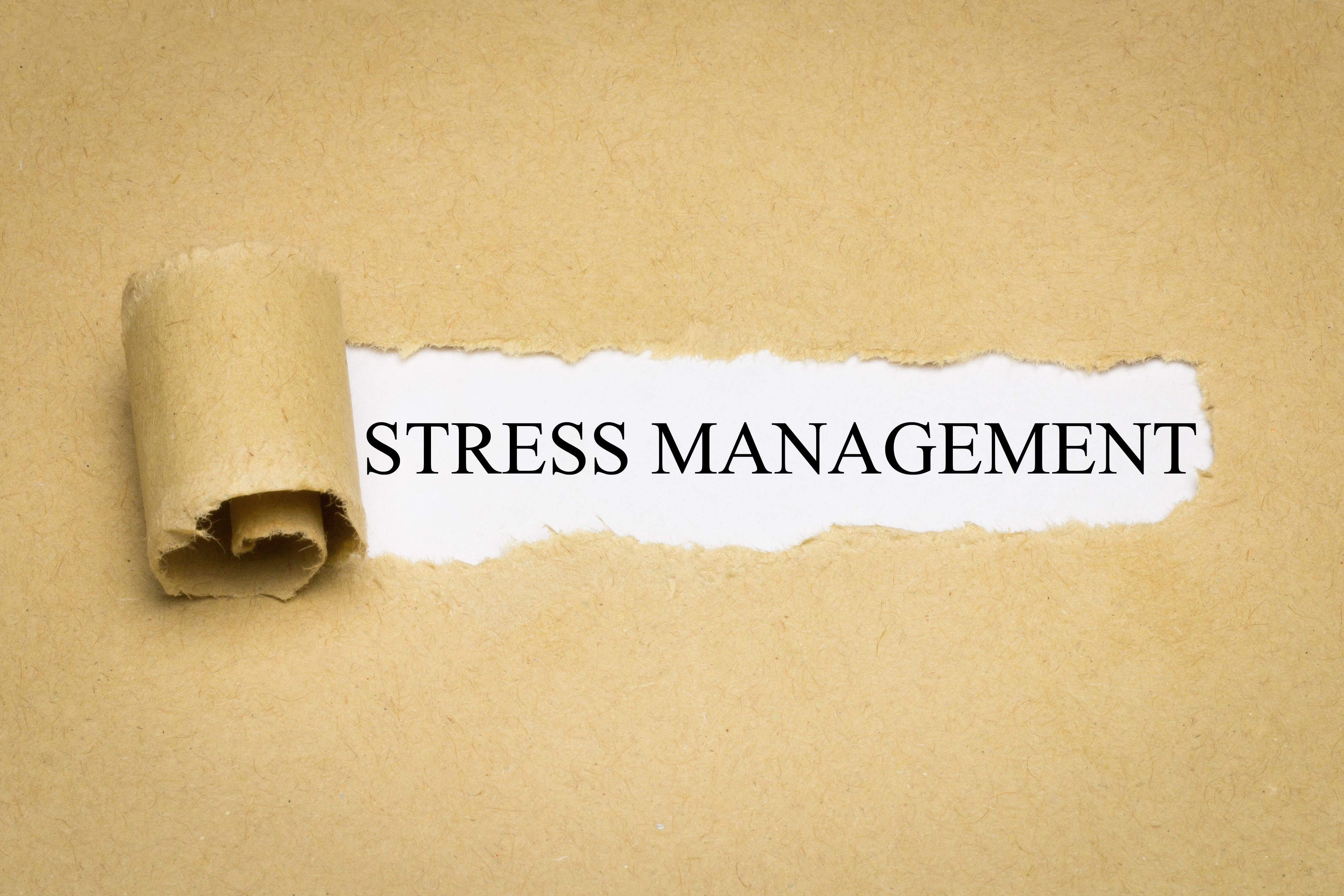 reaction paper on stress management Signs of stress overload stress management tips minimize & manage your  stress  this natural reaction is known as the stress response working properly .