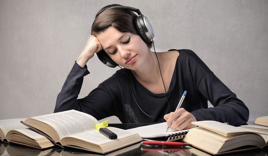 Getting Out of a Study Music Slump