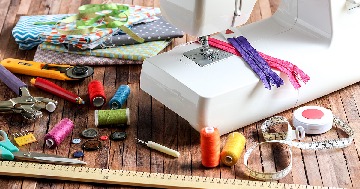 Why You Should Learn to Sew as a Student