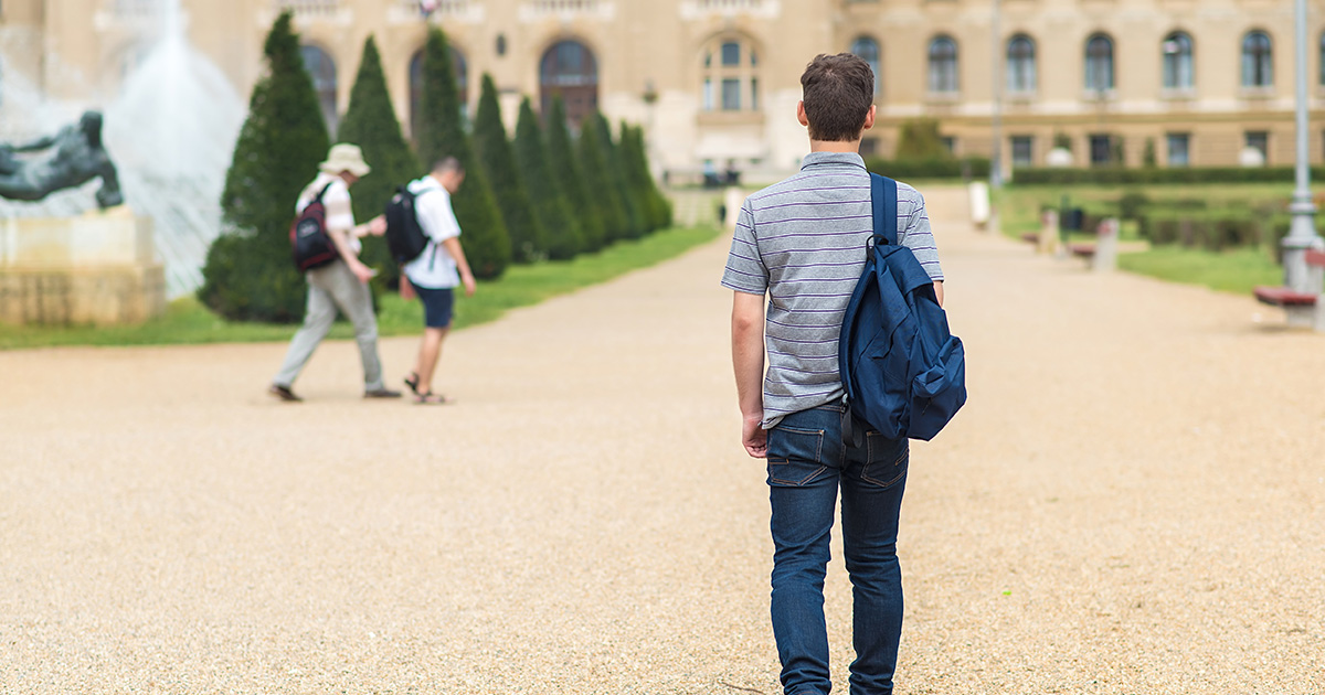 To worry or not to worry: Freshman tips