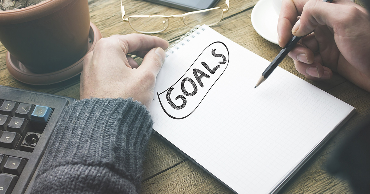 Goal Setting as a Student