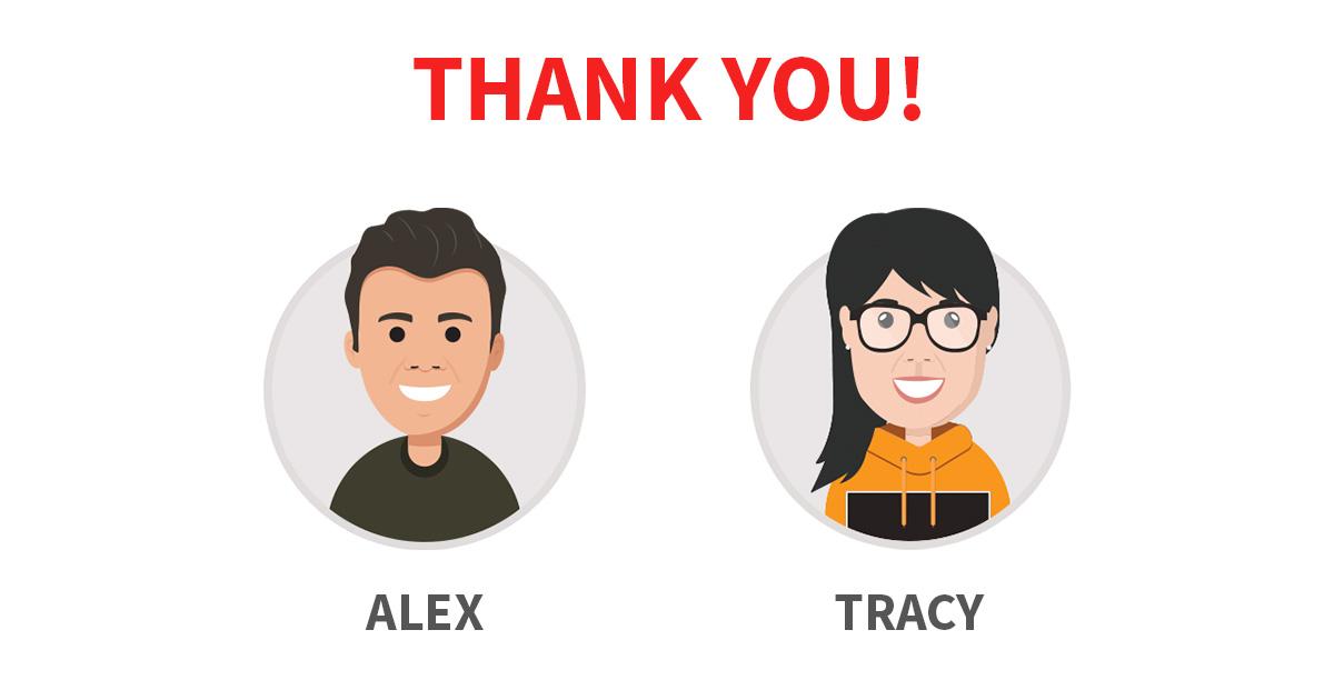Thank you Summer Co-op Team!