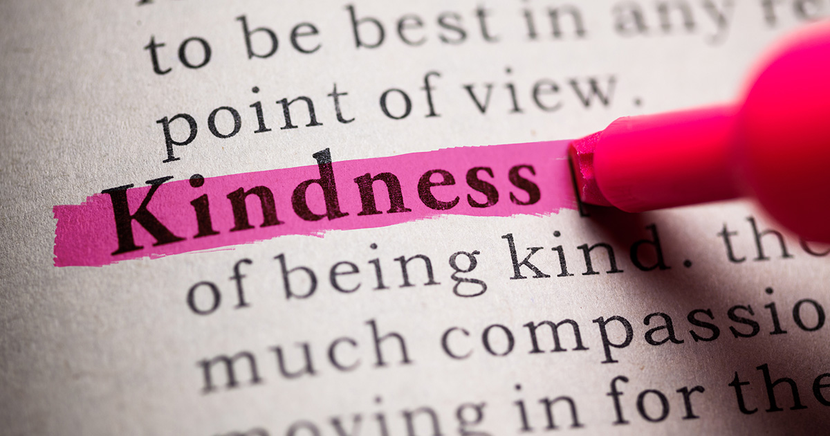 Celebrate World Kindness Day